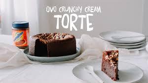 rezept ovo crunchy torte