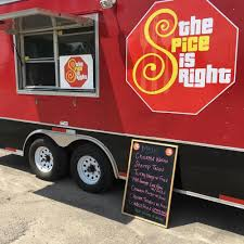 100 Food Trucks Baton Rouge The Spice Is Right Roaming Hunger