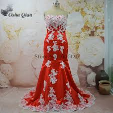 compare prices on red mermaid prom dress online shopping buy low