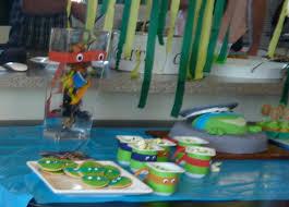 Ninja Turtle Decorations Nz by Ninja Turtle Party My Kids Party
