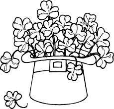 Leprechaun Coloring Pages And Book
