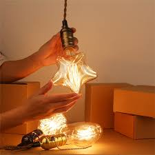 shape vintage edison bulb squirrel cage filament dimmable