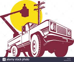 Bucket Pick-up Truck With Cherry Picker Stock Photo: 103029219 - Alamy Cherry Picker Scissor Lift Boom Truck Hire Sydney 46 Metre Vertical Tower Bucket Access Equipment Retro Illustration Mercedes Benz 4 Ton With 12m Cherry Picker Junk Mail Foton China Manufacturer Rhd High Altitude Operation Stock Vector Norsob 29622395 Flatbed Trailer Carrying A Border And Plant Up2it Ute Mounted Hirail Moves Between Jobs Wongms Photo
