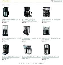 Types Of Coffee Makers With Brewer Reviews Many Popular Drinks Espresso For Frame Awesome Different Pots 781