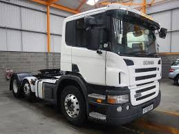 100 Day Cab Trucks For Sale SCANIA P400 EURO 5 PET REGS 6 X 2 DAY CAB TRACTOR UNIT 2010 EY59