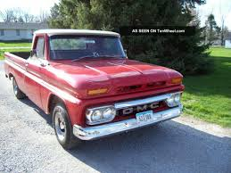 100 1966 Gmc Truck 1500 Long Box