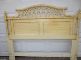 Bamboo Headboards For Beds by Chinese Chippendale Faux Bamboo Headboard Queen Size Allegro