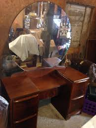 Vintage Vanity Dresser Set by Antique Vanity With Mirror Value Home Vanity Decoration