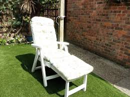 Reclining Garden Chair With Leg Rest And Cushions | In Havant ... Fabric Padded Seatmolded Fan Back Folding Chair By Cosco 4400 Portable Chairs For Any Venue Clarin Seating The 7 Best Chairs Of 2019 White Resin Lel1whitegg Bizchaircom Wood Xf2901whwoodgg Foldingchairs4lesscom National Public 3200 Series Xl 2inch Vinyl 2 Taller Quad Black Lel1blackgg Deluxe Seat Flash Fniture Plastic With 21 Beach