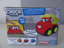 Tonka Talkin Chuck My Talking Dump Truck Says Over 40 Phrases Moves ... Amazoncom Chuck Friends My Talking Truck Toys Games Hasbro Tonka And Fire Suvsnplow Bull Dozer Race Gear Dump From The Adventures Of 2 Rowdy Garbage Red Pickup 335 How To Change Batteries In Rumblin Solving Along Nonmoms Blog Chuck Friends Handy Tow Truck From 3695 Nextag Tonka Chuck Friends Racin The Dump Truck By Motorized Toy Car Users Manual Download Free User Guide Manualsonlinecom