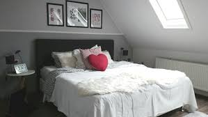 in with my new bed bed bedroom boxspringbett