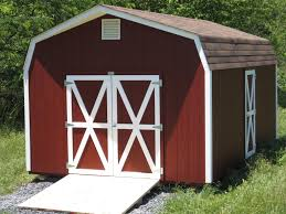 10x12 Gambrel Shed Material List by 12x20 Shed A Guide To Buying Or Building A 12x20 Shed Byler Barns