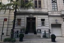 100 Townhouse Manhattan Designer Oleg Cassinis To Ask Roughly 50 Million