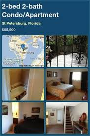 2 bed 2 bath Condo Apartment in St Petersburg Florida ■$219 900