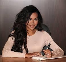 Naya Rivera Signs Her Book at Barnes and Noble at the Grove
