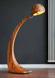 Bright Floor Lamp Led by Wood Floor Lamp Floor Light To Make The Home Bright Magnifier