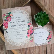 Rustic Wedding Invitations Cheap Is The Best Ideas You Should Choose For Template