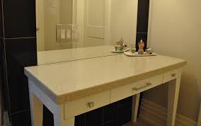 Bathroom Countertop Materials Pros And Cons by Quartz Countertops Bathroom Quartz Bathroom Countertops Pros And