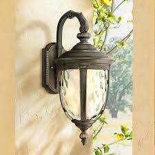 bellagio 20 1 2 h led veranda bronze outdoor wall light 4k718
