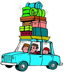 Travel Car Cliparts269112