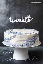 galaxie torte galaxy cake mit mohn weißer schokolade