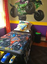 100 Monster Truck Bedroom Quentins Jam Room Jam VROOM In 2019 Jam