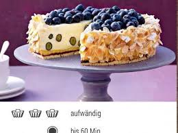 heidelbeer vanillecreme torte dr oetker