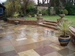 Innovative Backyard Tile Ideas Outdoor Tile For Patio Creates Well