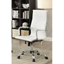 Antique White Desk Chair