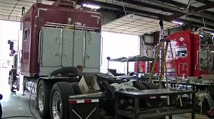 47 Headache Racks For Semi Trucks Used, Custom Aluminum Rear ...