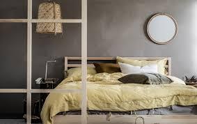 zeitloses schlafzimmer gestalten gemütlich schick ikea
