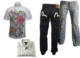 Wholesale Clearance of Mens Designer Clothing