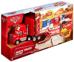 Disney Cars Story Sets Mack Truck Playset | EBay Disneypixar Cars Mack Hauler Walmartcom Amazoncom Bruder Granite Liebherr Crane Truck Toys Games Disney For Children Kids Pixar Car 3 Diecast Vehicle 02812 Commercial Mack Garbage Castle The With Backhoe Loader Hammacher Schlemmer Buy Lego Technic Anthem Building Blocks Assembly Fire Engine With Water Pump Dan The Fan Playset 2 2pcs Lightning Mcqueen City Cstruction And Transporter Azoncomau Granite Dump Truck Shop