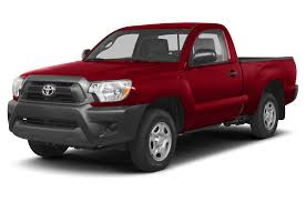 100 Truck Reviews 2013 Toyota Tacoma Information