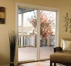 Pella Impervia Sliding Glass Door