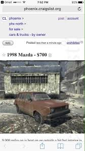 100 Phx Craigslist Cars Trucks Thinking Of Buying This Beauty MW2