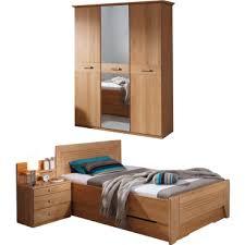 rauch orange m valerie schlafzimmerset bestehend aus bett sockelschubkästen 1 nachtkommode beleuchteter aufsatz und drehtürenschrank