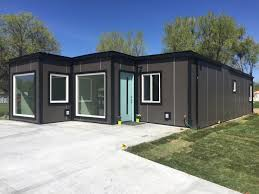 100 Freight Container Home The Ship Sails Boises First Affordable Shipping