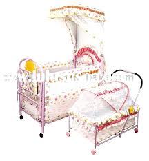 Baby Doll Cradle Bedding Baby Doll Stroller Crib Sets – Mlrc