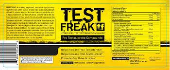 5 Htp Before Bed by Amazon Com 1 Pharmafreak Test Freak Usa Testosterone