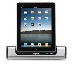 Amazon iHome iD9 App Friendly 30 Pin iPod iPhone iPad Speaker