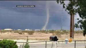Pumpkin Patch Victorville Ca by La Weather Had A Little Of Everything This Weekend Cbs Los Angeles