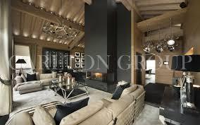 chalet 7 chambres luxueux chalet 7 chambres à courchevel
