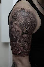 50 Examples Of Lion Tattoo