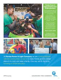 FPL Supports STEM Education in Our munities – Miami s munity