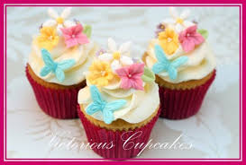 More Mothers Day Cupcakes