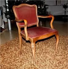 warrings esszimmerstuhl mit armlehne retro barock stühle altrosa