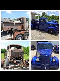 Projects - 1937 International D2 Truck-back From The Dead! | The ... Old Intertional Truck Stock Photos 1937 D30 1 12 Ton Parts Chevrolet For Sale Craigslist Attractive 1950 1949 Kb2 34 Pickup Classic Muscle Car D 35 Youtube Harvester D2 In 13500 Sfernando Valley Hotrod Other Harvester C1 Flat Bed Bng602 Bridge An Antique Newmans Grove Fire District Series