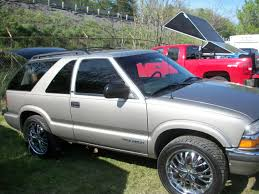 Post Pic's Of The Rims On Your Truck - Page 2 - Blazer Forum - Chevy ...