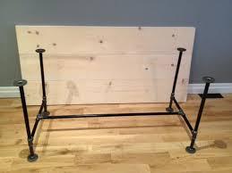 DIY Pipe Table Legs